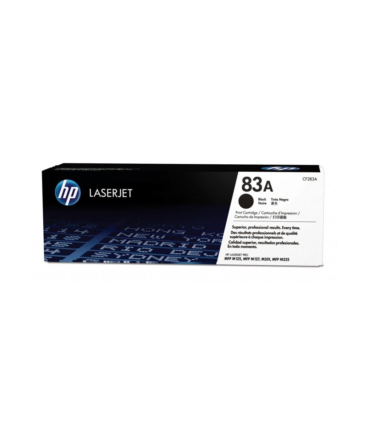 TONER ORIGINAL HP CF283A