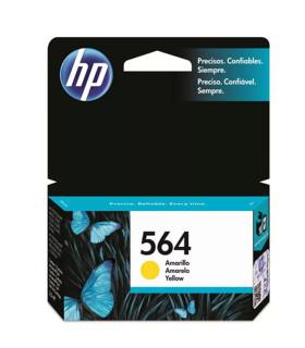 CARTUCHO ORIGINAL HP 564 CB320WL AMARILLO YELLOW