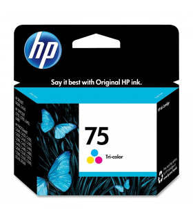 CARTUCHO ORIGINAL HP 75 CB337WL COLOR