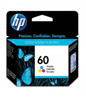 CARTUCHO ORIGINAL HP 60 CC643WL COLOR