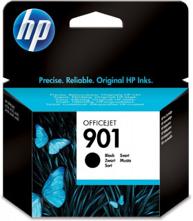 CARTUCHO ORIGINAL HP 901 CC653AL NEGRO