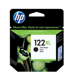 CARTUCHO ORIGINAL HP CH563HL 122XL NEGRO