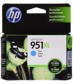 CARTUCHO ORIGINAL HP 951XL CN046AL CYAN