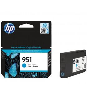 CARTUCHO ORIGINAL HP 951 CN050AL CYAN