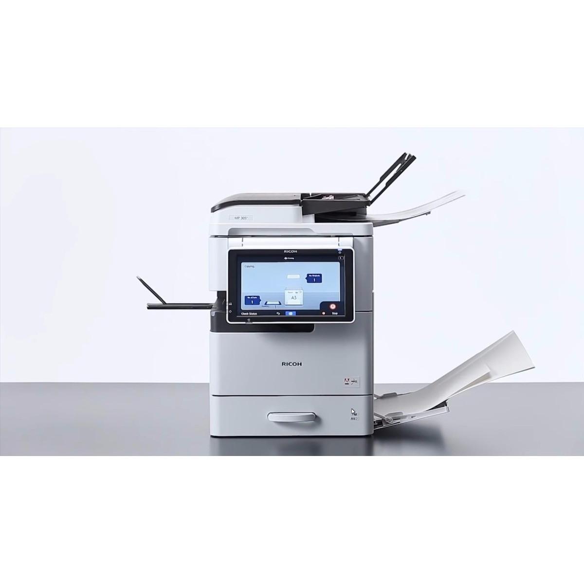 Impresora Fotocopiadora Ricoh Mp 305spf Mym Systech