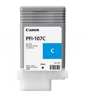 CARTUCHO CANON PFI-107 CYAN PARA CANON IPF670