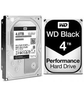 DISCO DURO GAMER WETERN DIGITAL BLACK WD WD4004FZWX 4TB