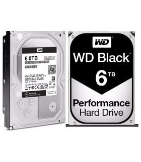 DISCO DURO GAMER WETERN DIGITAL BLACK WD WD6002FZWX 6TB