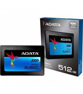 DISCO DURO DE ESTADO SOLIDO ADATA 512GB SSD ASU800SS-512G