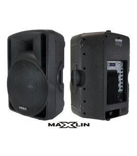 """CABINA ACTIVA 12"""" MAXLIN 12PMX600"""