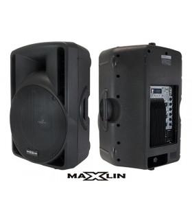"CABINA ACTIVA 12"" MAXLIN CABI12PMX600F"