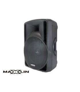 """CABINA PASIVA 12"""" MAXLIN 12P600FPA"""