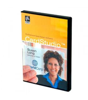 SOFTWARE DE IMPRESORA DE CARNET CARD STUDIO ZEBRA