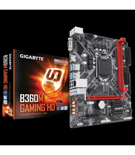 BOARD GIGABYTE B360M-GAMING-HD