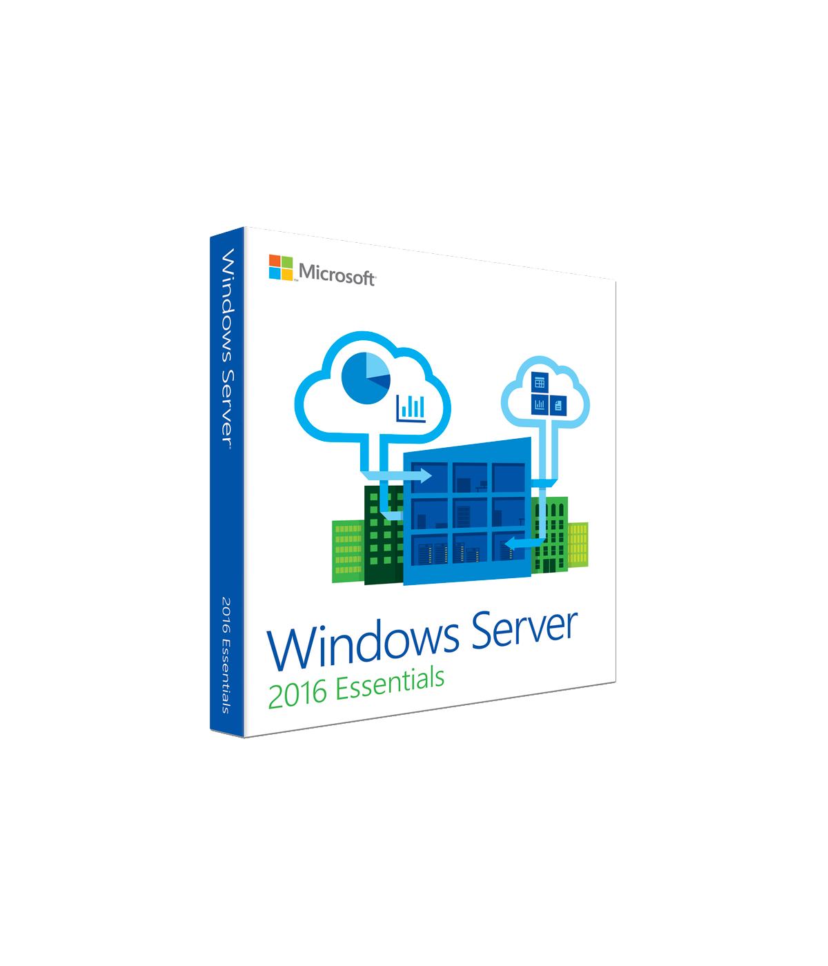 LICENCIA WINDOWS SERVER ESSENTIALS 2016 OEM 64BIT (G3S-01057)