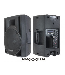 "CABINA ACTIVA 10"" MAXLIN CABI10PMX350F"