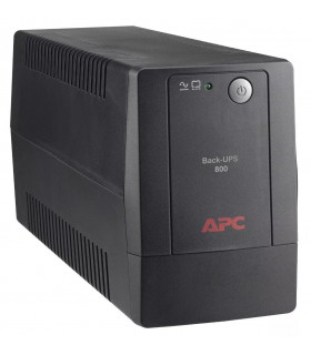 UPS APC INTERACTIVA 800VA BX800L-LM