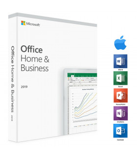 MICROSOFT OFFICE HOME AND BUSINESS 2019 T5D-03191