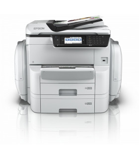 IMPRESORA MULTIFUNCIONAL TABLOIDE EPSON WORKFORCE WF-C869R