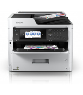 Impresora Epson WorkForce Pro WF-C579R C11CG77301
