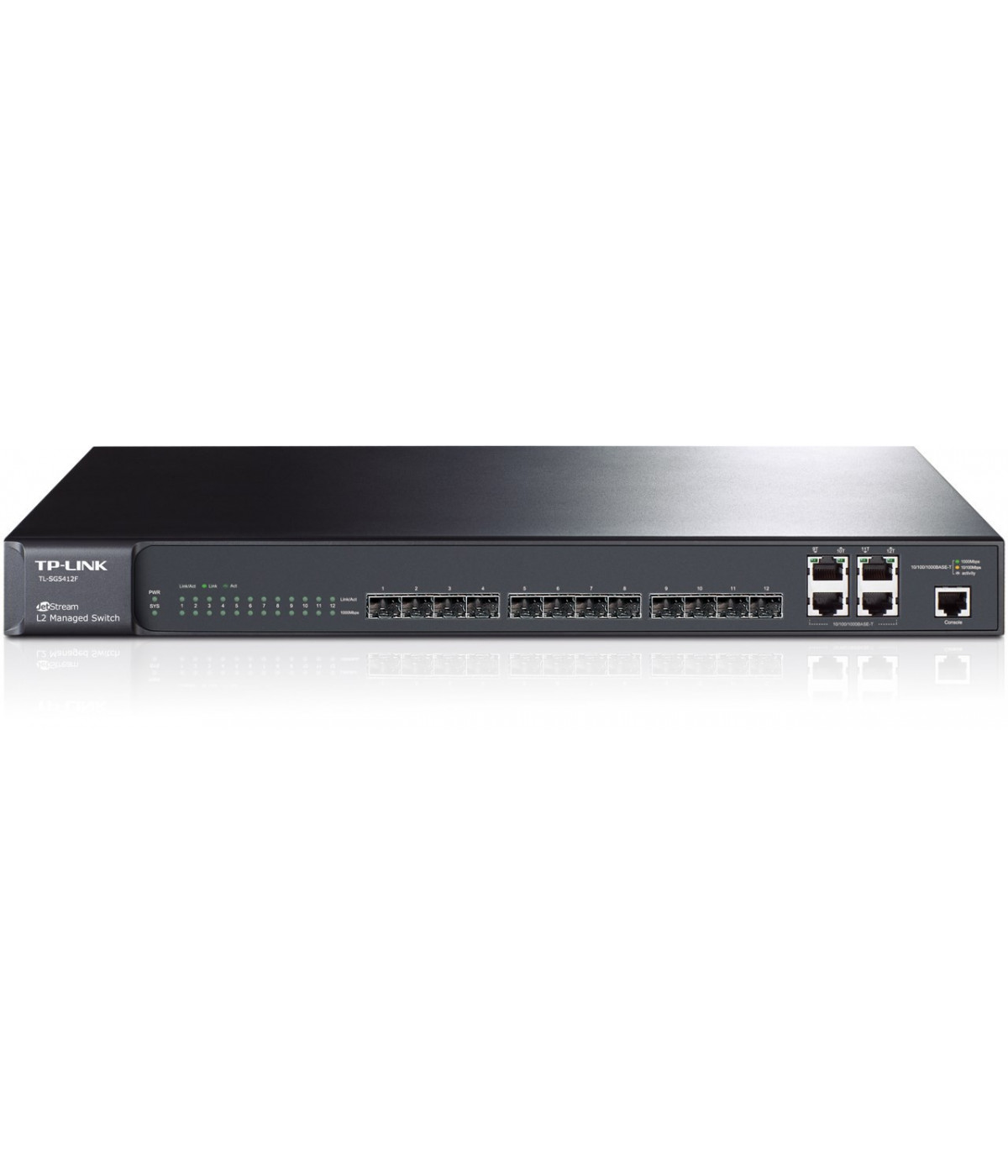SWITCH TP-LINK TL-SG5412F