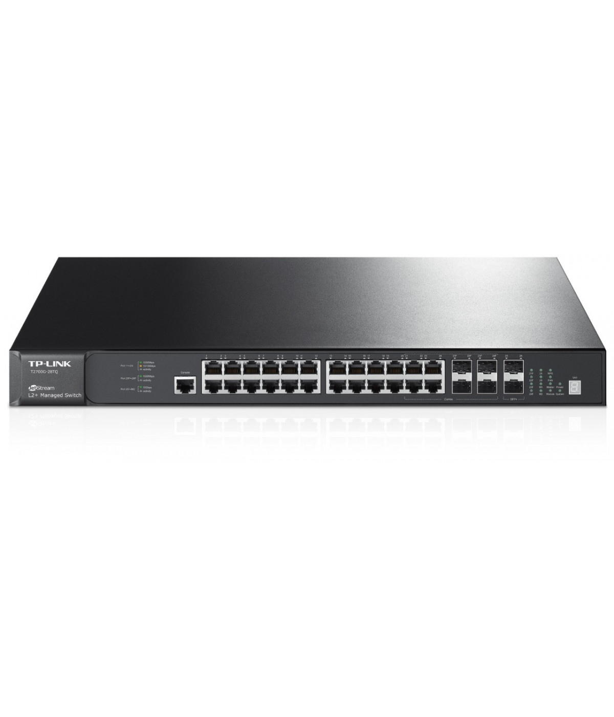 SWITCH TP-LINK T2700G-28TQ