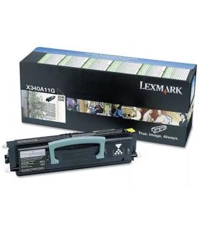 TONER LEXMARK X340A11G - NEGRO - 2.500 PAGINAS - PROGRAMA RETORNO - X340A11G
