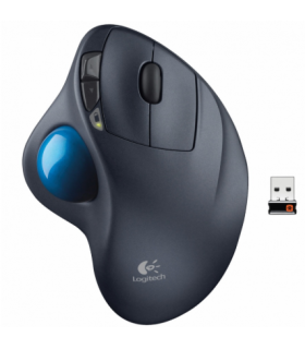 MOUSE LOGITECH WIRELESS TRACBALL M570 910-001799