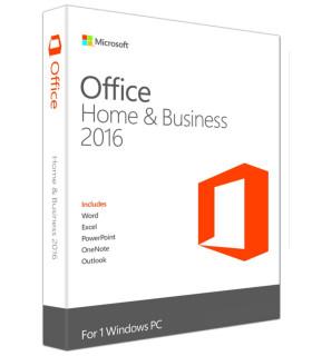 Microsoft Office Hogar y Empresas 2016 (T5D-02713)