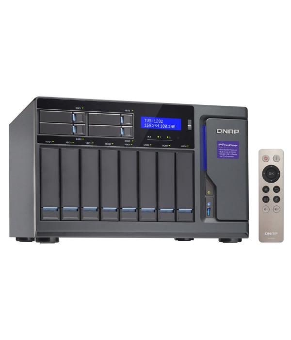 NAS QNAP TVS-1282-I5-16G 12 BAHIAS