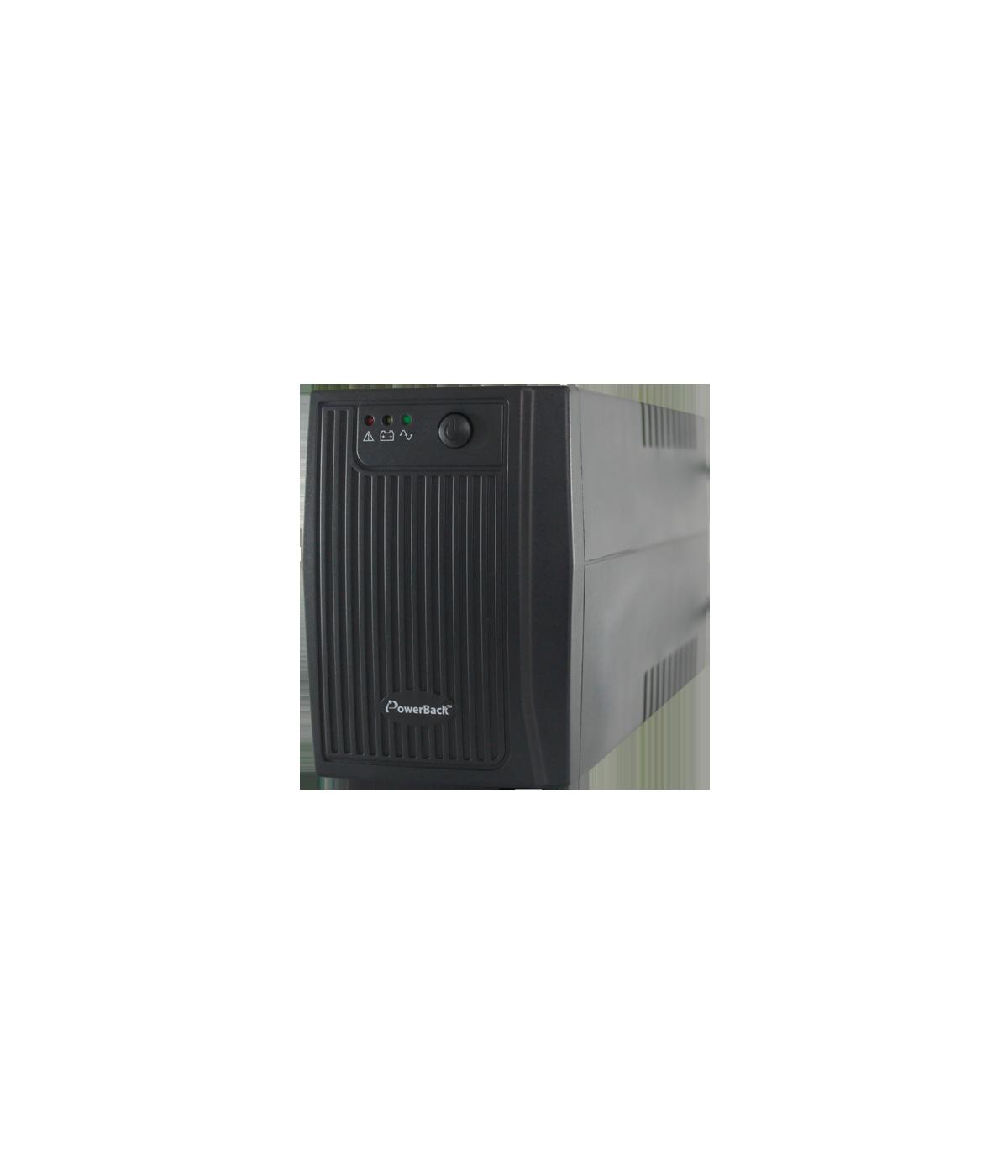 UPS POWERBACK 600VA NEWLINE INTERACTIVA