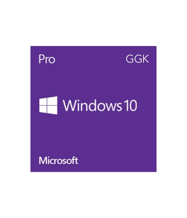 LICENCIA WINDOWS 10 PRO GGK 64 BITS (4YR-00229)