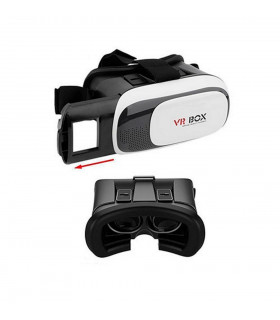 GAFAS DE REALIDAD VIRTUAL VR BOX 73012