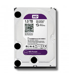 DISCO DURO DVR WESTERN DIGITAL WD 1TB PURPURA WD10PURZ