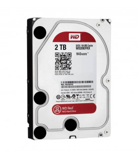 DISCO DURO WESTER DIGITAL WD 2TB RED (WD20EFRX)