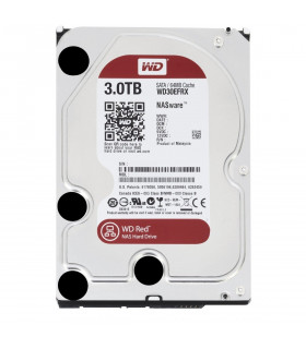 DISCO DURO WESTER DIGITAL WD 3TB RED (WD30EFRX)