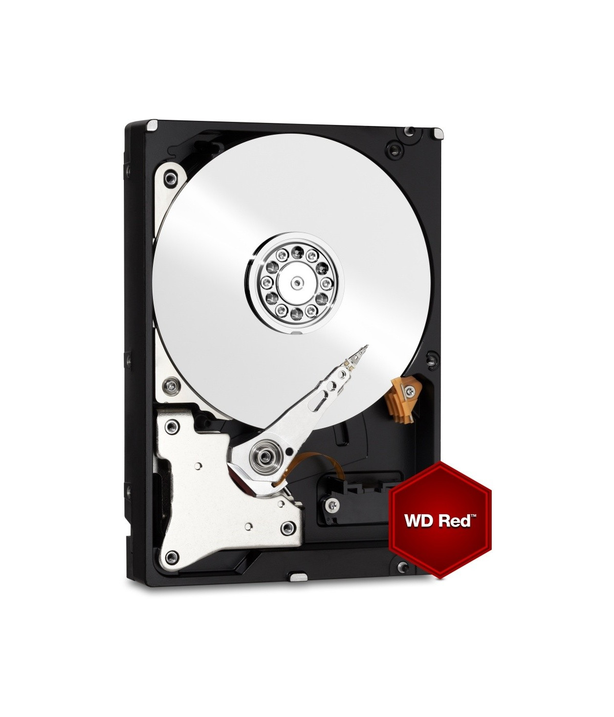 DISCO DURO WESTER DIGITAL WD 4TB RED (WD40EFRX)
