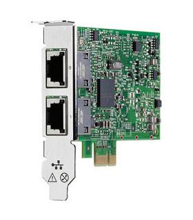 TARJETA DE RED HP Ethernet 332T PCIe 2P 10/100/1000 (615732-B21)