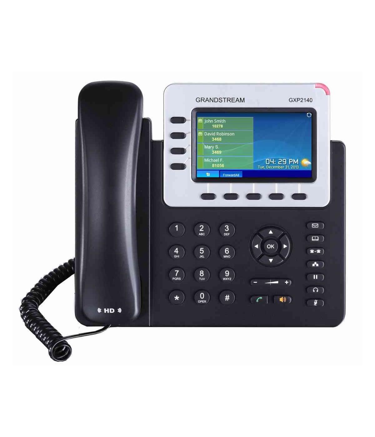 TELEFONO IP GRANDSTREAM GXP 2140