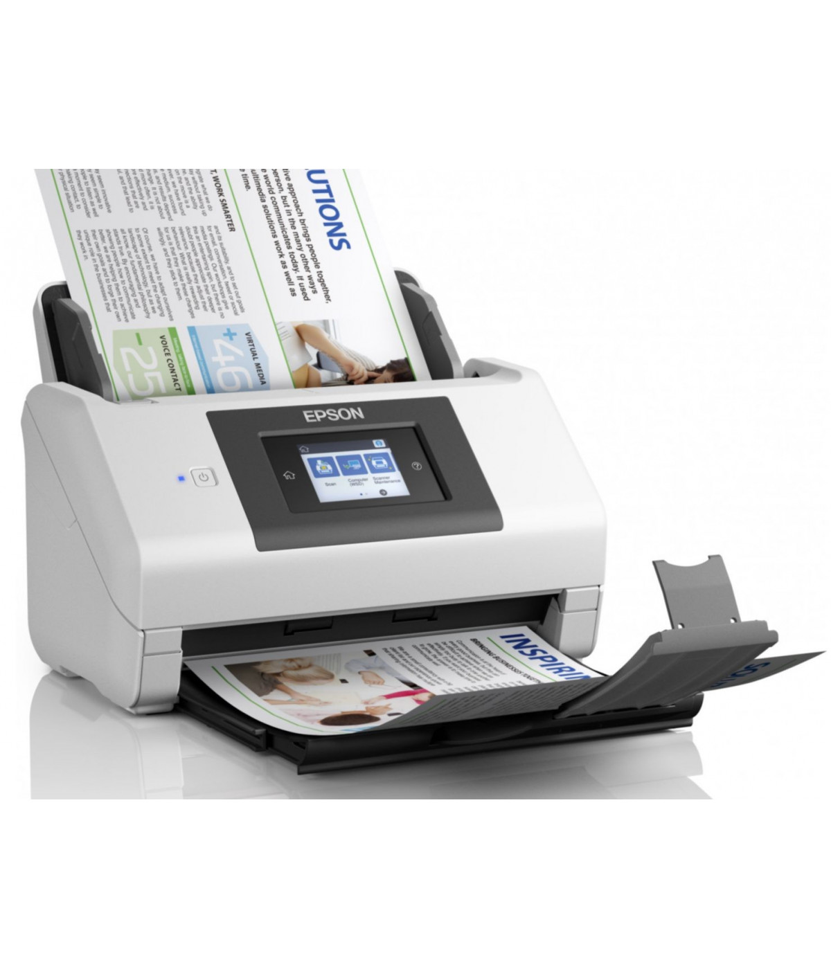 ESCANER EPSON WORKFORCE DS-780N