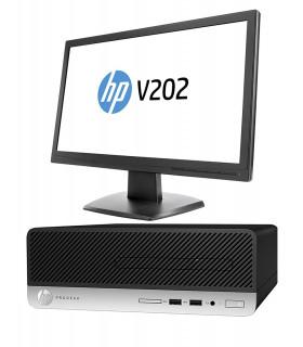 PC DE ESCRITORIO HP 400 G4 SFF CORE I5 (1JW39LT)