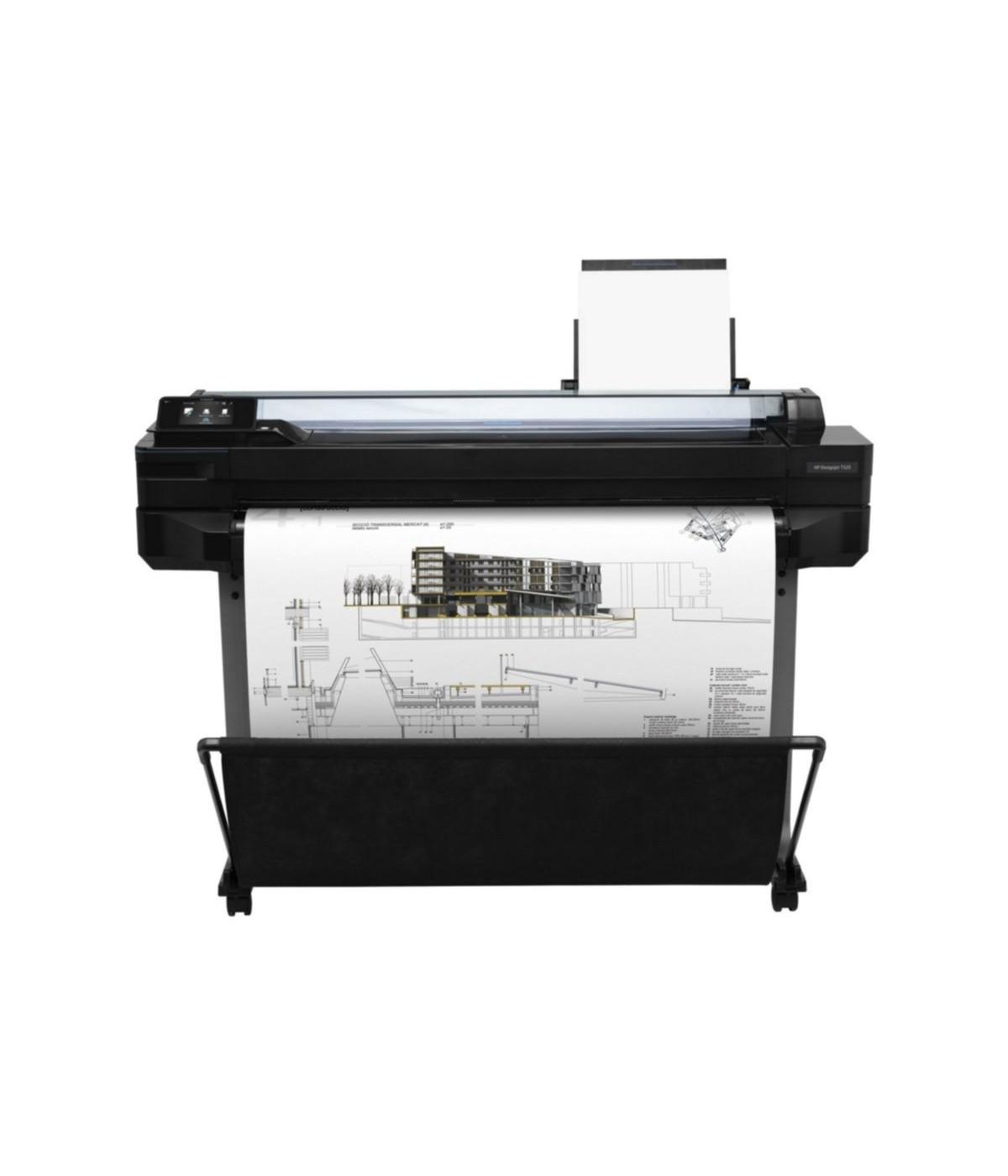 IMPRESORA PLOTTER HP DESIGNJET T520 CQ893B