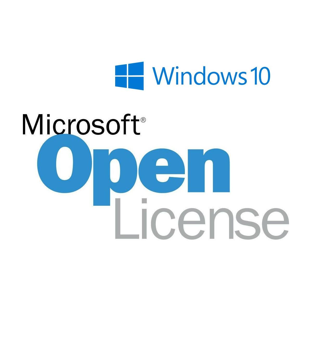 FQC-09478 KIT DE LEGALIACIÓN WINDOWS 10 PRO OLP - MyM Systech