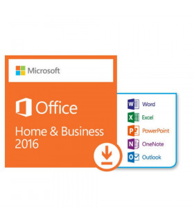 T5D 02324 MICROSOFT OFFICE HOME AND BUSINESS 2016 ESD