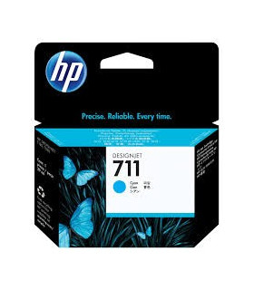 CARTUCHO HP 711 CYAN ORIGINAL (CZ130A)