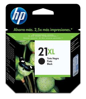 CARTUCHO HP ORIGINAL 21XL C9351CL NEGRO